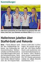 17. November 2015: Tiroler Tageszeitung