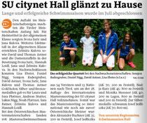 2. August 2017: Bezirksblatt
