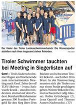 28. Jan. 2015: Tiroler Tageszeitung