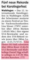 18. Oktober 2017: Tiroler Tageszeitung