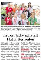 7. Juli 2015 : Tiroler Tageszeitung