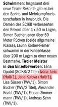 2. Mai 2017: Tiroler Tageszeitung