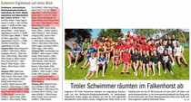 25. Juli 2017: Tiroler Tageszeitung