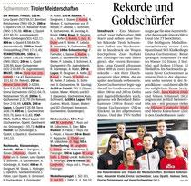 3. März 2015: Tiroler Tageszeitun