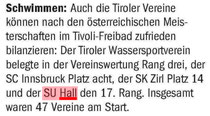 26. Juli 2016: Tiroler Tageszeitung