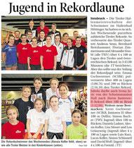 29. Feber 2016: Tiroler Tageszeitung