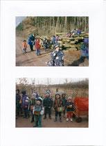 Kindergarteausflug März 2000