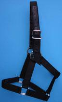 Nr. 54 Nylonhalfter für Kaltblutpferd schwarz von Alois Achatz Pferdeartikel / Horse Products