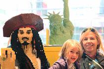 Jack Sparrow und wir