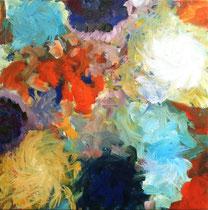 o.T. :: 2012 :: Acryl auf Leinwand :: 30 x 30 cm
