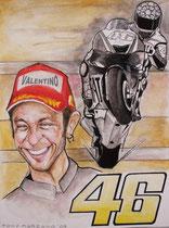 tributo a Valentino Rossi