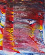 KERSTIN SOKOLL, Frozen Colours, 2017, G002, 50 x 60cm, SOLD