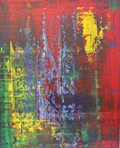 KERSTIN SOKOLL, Bloody Mary, 2017, N003, 80 x 100 cm