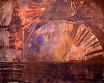 KERSTIN SOKOLL, Aufbruch in eine neue Welt, 2019, R001, 120 x 150 cm