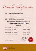 Champion VDH