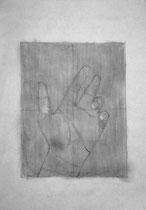 Lucia, 2014, Bleistift, 29,5 x 21 cm