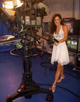 Euromillionen Studio - Kamerakind Carolyn
