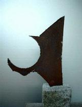 Eisen verrostet, 53 x 39 cm, 2004