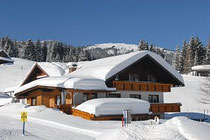 Ferienwohnung Nocker Winter im Kleinwalsertal