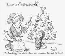 Karikatur vom 14.11.2012 / Diese Zeichnung ist freigegeben zur kostenlosen Veröffentlichung in den Medien