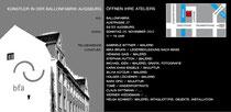 Aktion am 25.11.2012 in der Ballonfabrik in 86153 Augsburg, Austr.27 / 2.OG