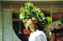 Junge Menschen in Riga