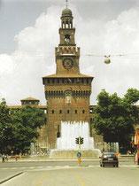 Das Fortezza in Mailand