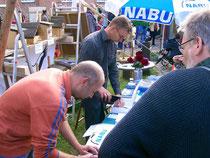 NABU-Marktstand