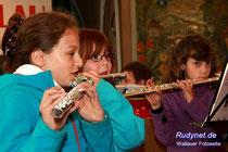 ...für die ersten Flötentöne,