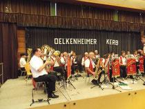 Die Ländchesmusikanten hatten wieder mal viel Spaß, nach einem Jahr Pause....