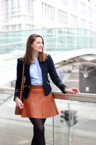 Office Chic: Cognac Grace