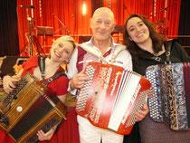 Gala Castelsarrasin 2016 , André Alibert et Nathalie Marty