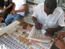 Lotterie das Glück der kleinen Leute