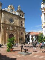 Iglesia de San Pedro Claver,  Apostel der Sklaven