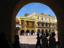 Plaza de la Choches