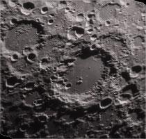 Cratère Longomontanus 146 X 146 km