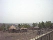 Hôpital de Bamako : le village des familles
