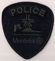 Police Montréal - GTI & SIJ  (Groupe Tactique d'Intervention & Service d'Identité Judiciaire)  (2003 - 2008)  (Neuf / New)  *RARE*  ####  ÉCHANGE SPÉCIAL  /  SPECIAL TRADE  ####  1x