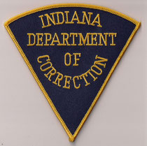 Indiana - Department of Correction  (Neuve/New)  1x