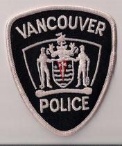 1. Vancouver Police  (2ème Génération / 2nd Generation)  (Ancien / Obsolete)  (Neuf / New)  1x