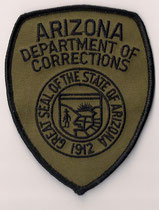 Arizona - Department of Corrections - SWAT  (Actuel / Current)  (Neuf / New)  1x
