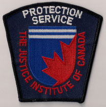 Protection Service - The Justice Institute of Canada  (Holland College)  (Î-P-É / PEI)  (Neuf / New)  1x