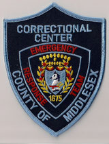 Correctional Center - County of Middlesex - Emergency Response Team  (ERT)  (Neuf / New)  **RARE**  ####  ÉCHANGE SPÉCIAL / SPECIAL TRADE  ####  2x