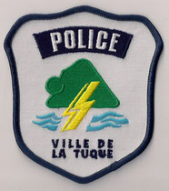Police - Ville de la Tuque  (Defunct / Obsolete)  (Comme neuf / Same new)  1x
