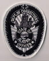 Dept. of Corrections - State of Alaska - Officer - SWAT  (Subdued)  (Neuf / New)  *RARE*  ####  ÉCHANGE SPÉCIAL / SPECIAL TRADE  ####  1x