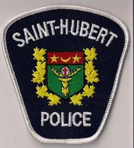 Saint-Hubert Police  (Modèle 1 / Model 1)  (Obsolete)  (Usagé/Use)  1x