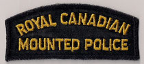 Royal Canadian Mounted Police  (English only / Anglais seulement)  (Très vieux modèle / Very old model)  (Usagé en très bon état)  (Used in very good condition)  1x