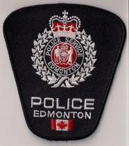 Police Edmonton - Agent / Patrol  (Const. - Srgt.)  (Ancien modèle / Last model)  (Neuf / New)  1x