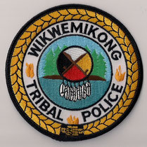 Wikwemikong Tribal Police  (Ontario)  (Variance 1)  (Actuel / Current)  (Neuf / New)  1x