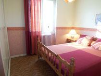 Chambre, appartement n°2, location de vacances en Hautes-Pyrénées